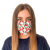 Protective Face Mask - Cherry
