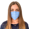 Protective Face Mask - Light Blue
