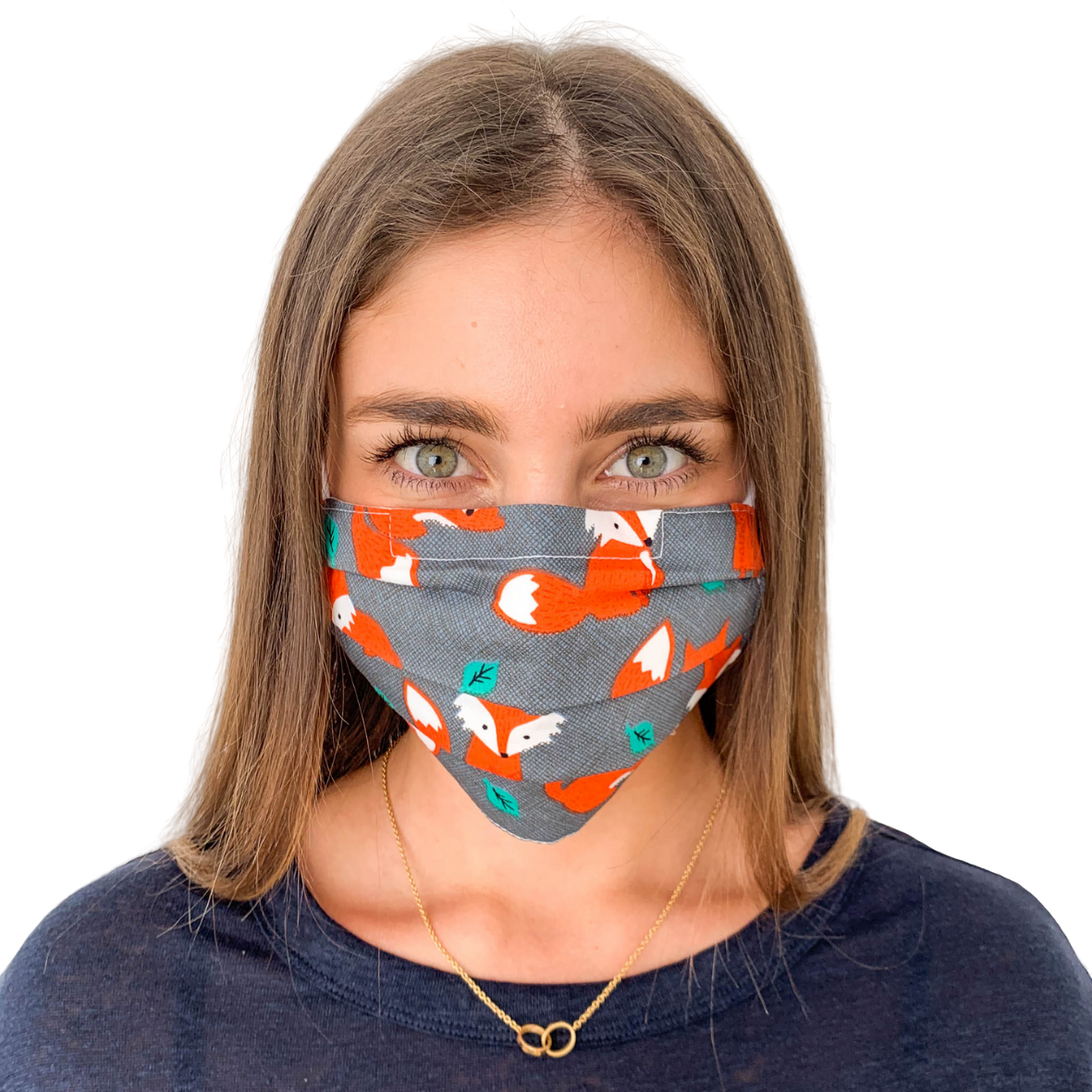 Protective Face Mask - Fox