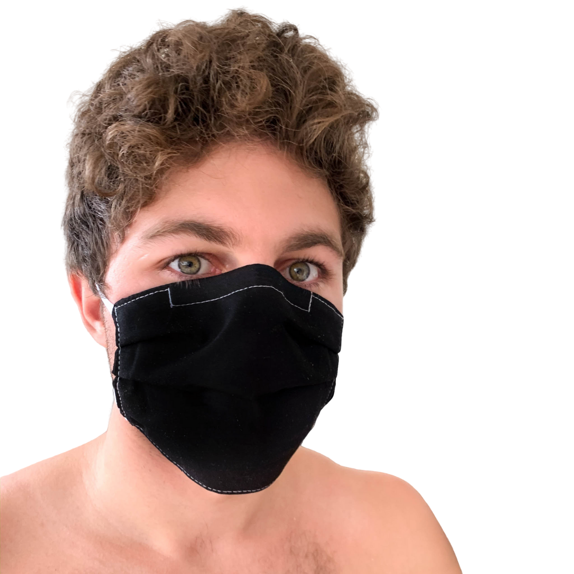 Protective Face Mask - Black