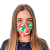 Protective Face Mask - Watermelon