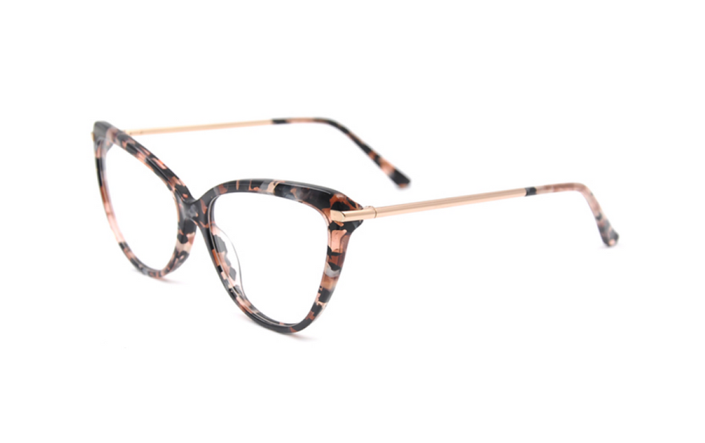 trendy cat eye prescription glasses