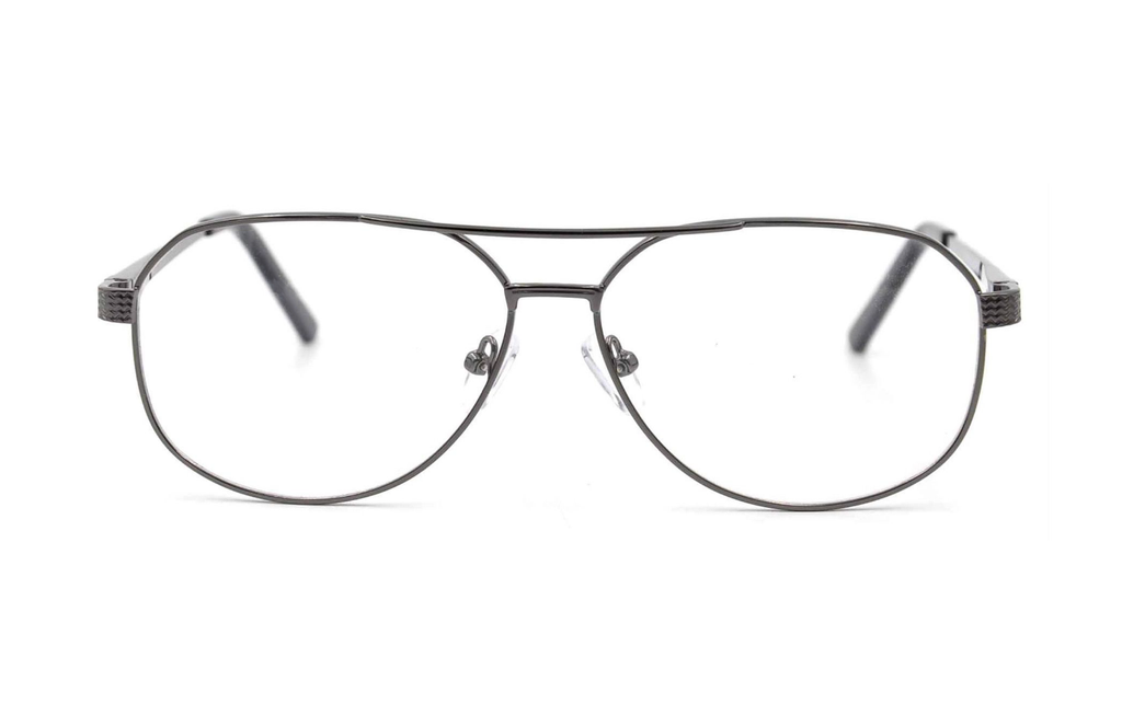 male metal glasses frames