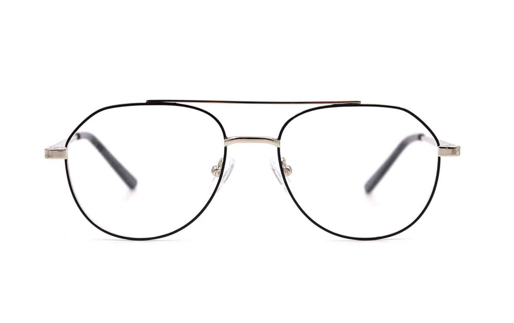 Big aviator glasses frames