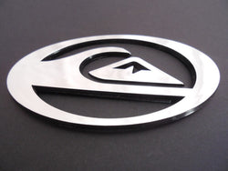 Quiksilver Surfing Auto Emblem Car Sticker