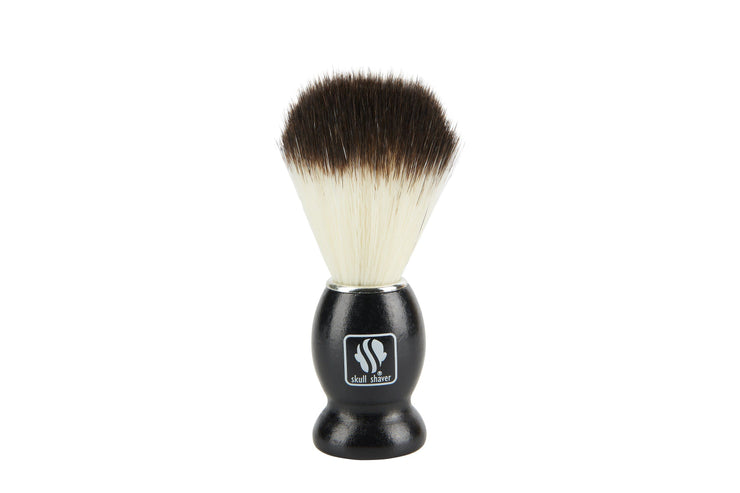 Skull Shaver Shaving Brush