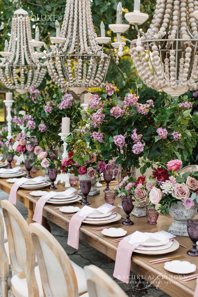 What are the hottest and most popular top Wedding decor trends for 2020
