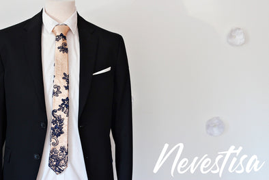 rose gold and navy blue lace neck tie mens wedding set groomsmen boys prom, neck tie navy, mens, groomsmen set,