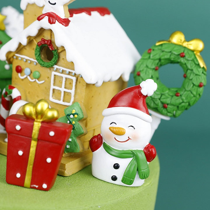 50% OFF TODAY—Christmas Cake Decorations