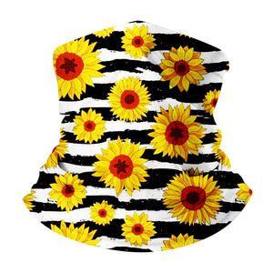 Sunflower Face Shields--out of stock