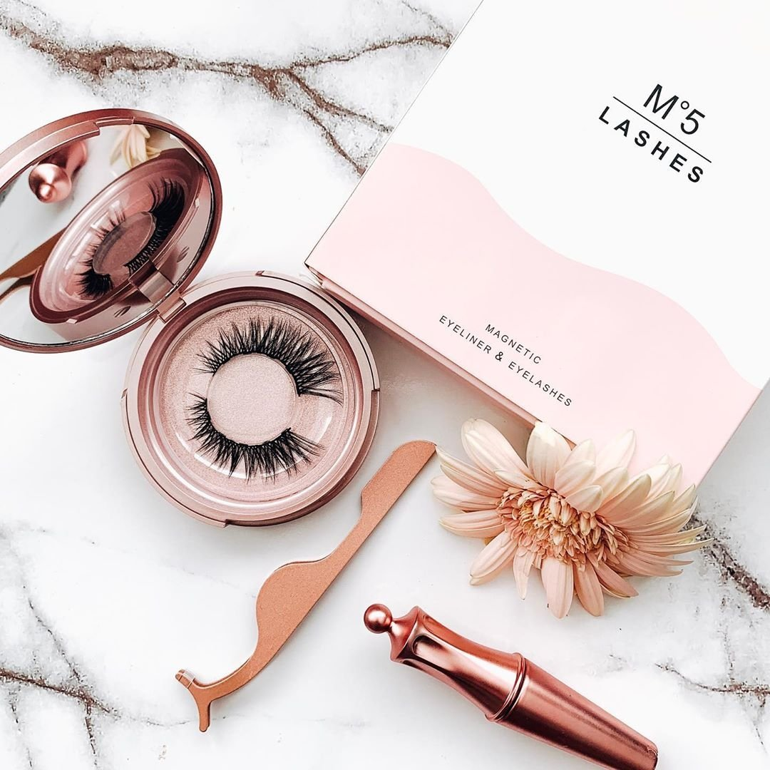 🔥🔥🔥Reusable Magnetic Eyeliner & Eyelash Kit