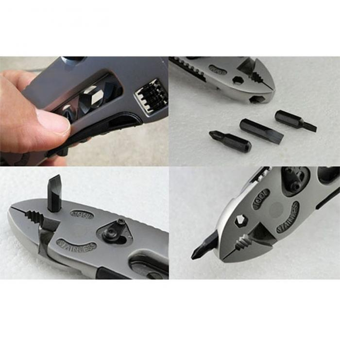 4 in 1 multifunctional Wrench Pliers