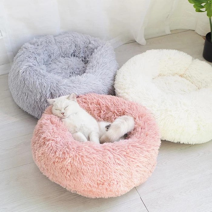 COMFY CALMING DOG/CAT BED[HOT Selling!]