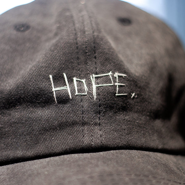 HOPE Hand Stitched Dad Hat