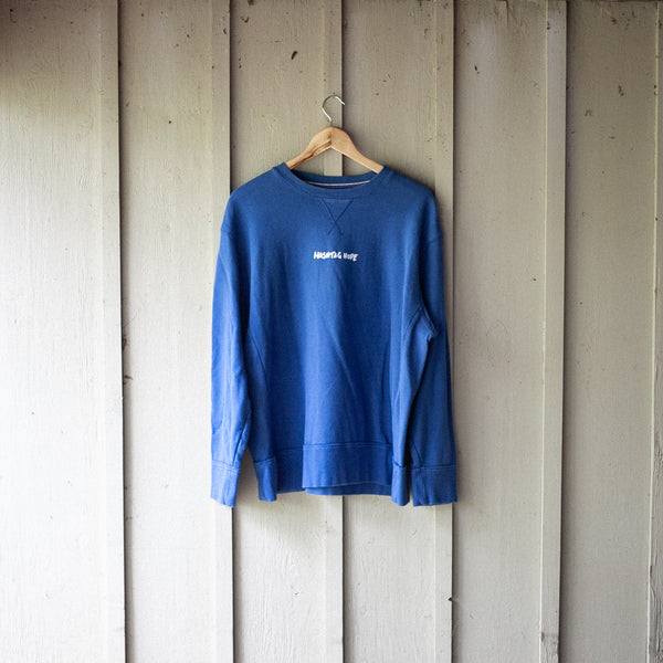 Hashtag Hope Blue Crewneck