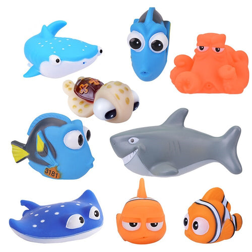 Finding Nemo Rubber Toy