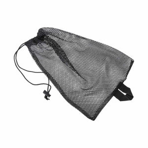 Mesh Pouch with Cord Lock