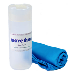 Micofiber Towel with Plastic Casing