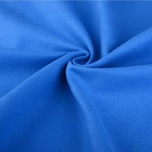 Microfiber Towel Material Close Up