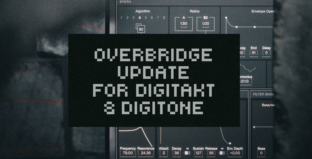Software: Overbridge 2.0.39 update