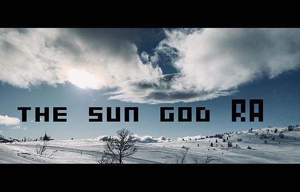 Sound bank by artist 'the Sun god RA'