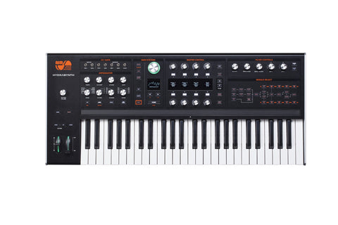 Ashun Sound Machines Hydrasynth Keyboard - Elektron Distribution Group