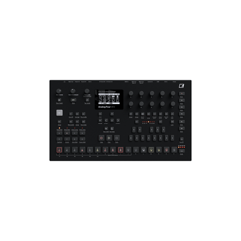Elektron Analog Four MK II - Elektron Distribution Group