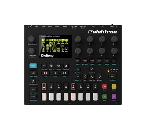 Elektron Digitone - Elektron Distribution Group