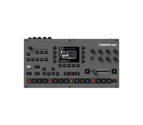 Elektron Octatrack DPS-1 MK II - Elektron Distribution Group