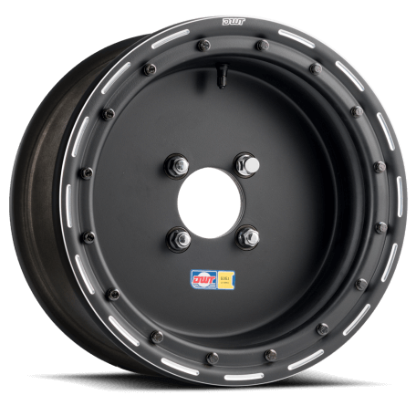 15″ DWT Ultimate Beadlock Black (Set of 4 Rims)