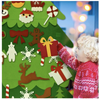 DIY Handmade Christmas Tree For Children