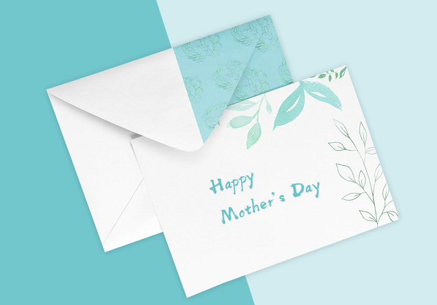 What do you write in Mother's Day card?