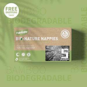 Biodegradable Baby Nappies