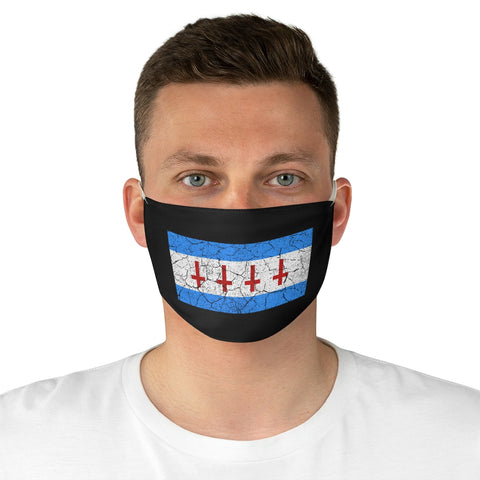 Sweet Hell Chicago Face Mask - Burial Clothing