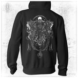 The Bornless One Hoodie - Burial Clothing