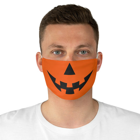 Jack O Lantern Face Mask - Burial Clothing