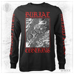 Boar of the Black Woods Longsleeve - Burial Clothing