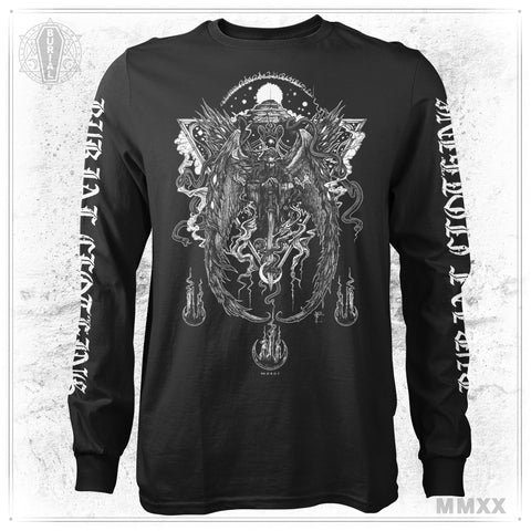 The Bornless One Longsleeve - Burial Clothing