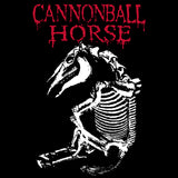 Cannonball Horse Longsleeve - Burial Clothing