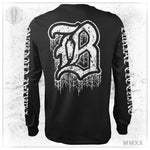 Coffin Drip Logo Longsleeve - Burial Clothing