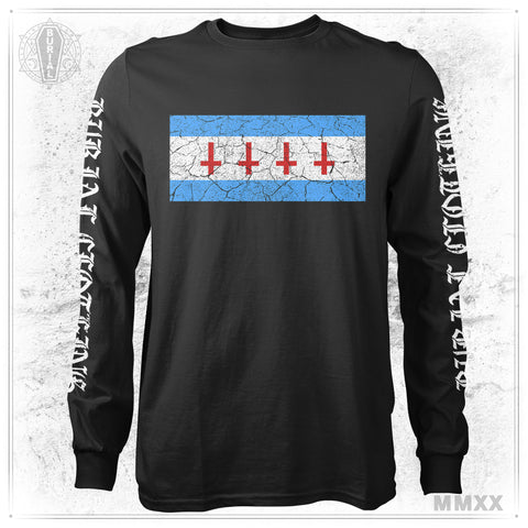 Sweet Hell Chicago Longsleeve - Burial Clothing