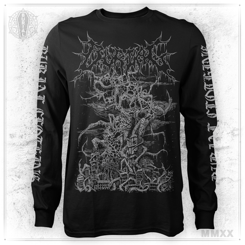 TEMPLE OF DECAY LONGSLEEVE