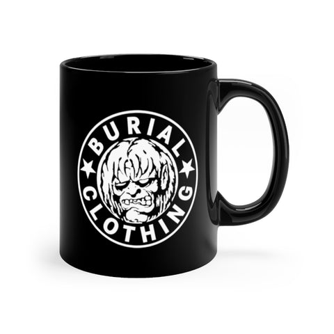 Zombie Mug - Burial Clothing