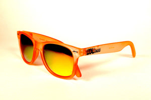 Orange Crystal Frost RV Classics