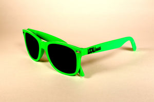 Neon Green Polarized Classics