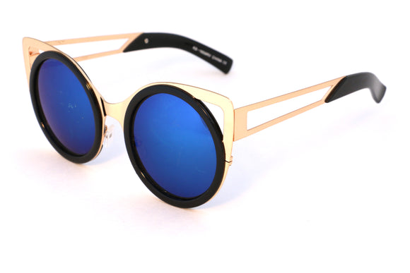 Golden Cat Blue REVO Lenses