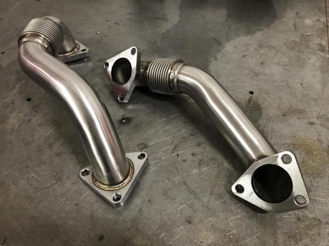 "HSP 2"" REPLACEMENT UP-PIPES"