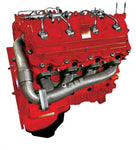 PPE HIGH-FLOW EXHAUST MANIFOLDS WITH UP-PIPES (2002-2004 GM CA. EMISSIONS)