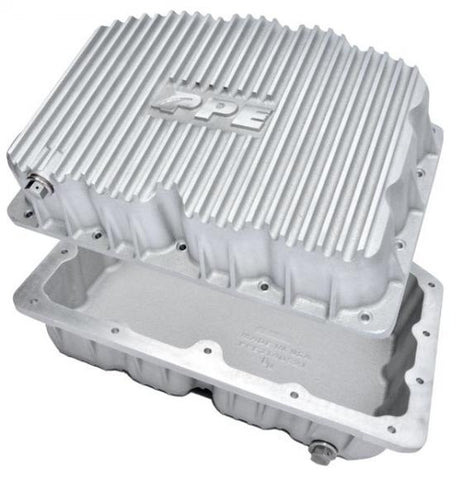 PPE HEAVY-DUTY CAST ALUMINUM ENGINE OIL PAN (2011-2019 FORD)