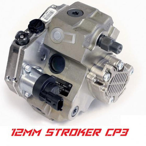 DDP 12MM STROKER CP3 PUMP (2007.5-2018 CUMMINS)